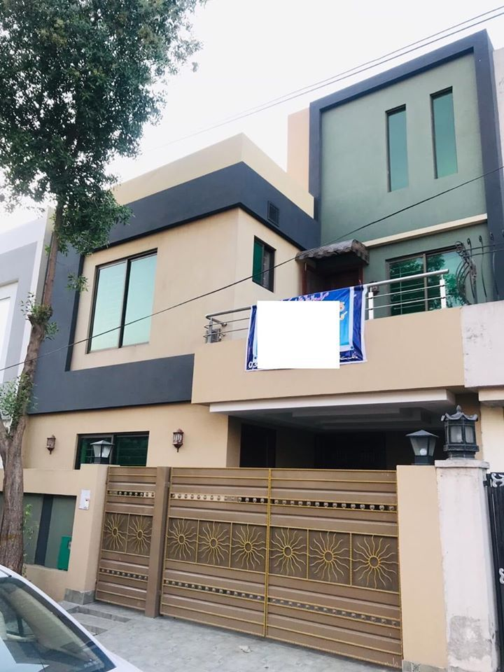 5 Marla house For Rent in Bahria town Sector D