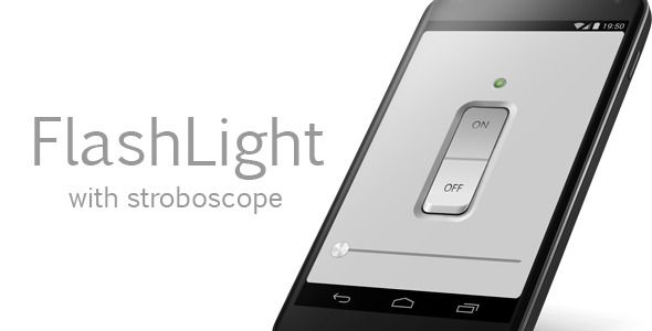 flashlight stroboscope app
