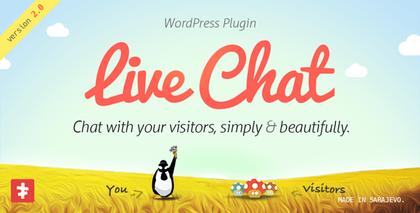 wordpress live chat