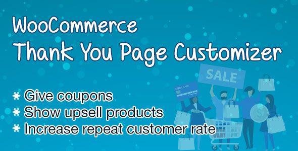 WooCommerce Thank You Page Customizer plugin