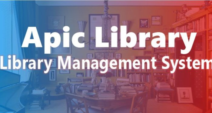apic libary management